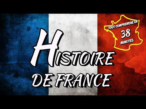 L'Histoire de France depuis toujours!