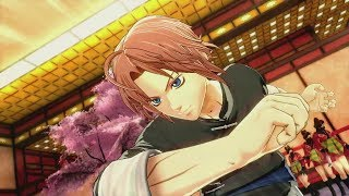 PS4/PSVita「銀魂乱舞」連続コマーシャル第2話『吉原炎上篇』