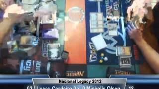 Nacional Legacy - Suíço Round 3