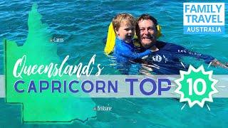 ROCKHAMPTON, YEPPOON, GREAT KEPPEL ISLAND   TOP 10   Family Road Trip Travel Queensland EP 52
