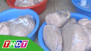 Phát hiện cơ sở chế biến chả cá vi phạm vệ sinh an toàn thực phẩm | THDT
