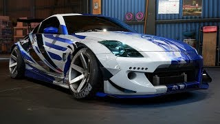 NISSAN 350Z DRIFT BUILD - Need for Speed: Payback - Part 42