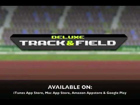 Deluxe Track&Field Video