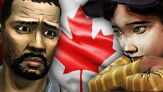 Death Road To Canada - LEE & CLEMENTINE CUSTOM CHARACTERS #1 (And the rest of TWD Season 1)
