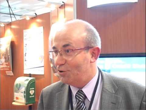 Salon des ETA 2011- Interview Crédit Mutuel