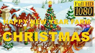 Happy New Year Farm: Christmas Game Review 1080P Official Foranj Casual 2016