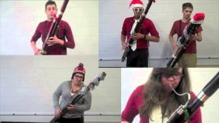 Bacoustics Holiday Video