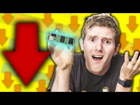 How SSD Technology Keeps Getting WORSE! – Intel 660p Review