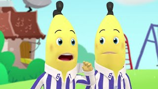 A Bunch Of Bananas - Animated Episode - Bananas In Pyjamas Official