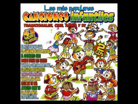 Canciones Infantiles - Inés, Inés, Inseita Inés