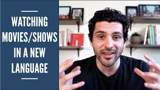 The Secret To Watching Movies/Shows in Foreign Languages | Polyglot Tips & Advice