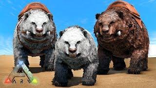 ARK: SURVIVAL EVOLVED - BABY BEARS!!