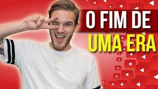 PEWDIEPIE vs T-SERIES | O FIM DE UMA ERA NO YOUTUBE!