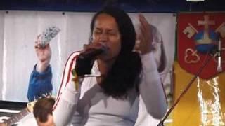 Marlene Johnson & Tumbao Riddim Band- Live @ Reggae Na Piaskach 2007