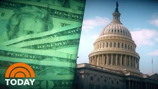 Senate Passes $2 Trillion Aid Package As U.S. Coronavirus Deaths Exceed 1000 | TODAY
