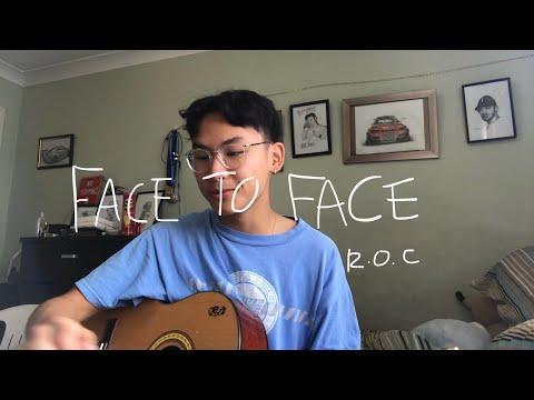 Face To Face 👥 Rex Orange County (Cover)