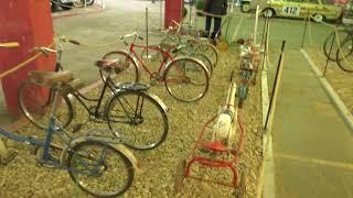 Ретро велосипеды