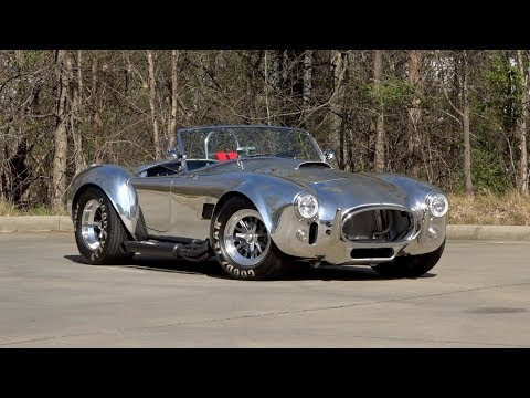 Video of Classic '65 Cobra Offered by RK Motors Charlotte - PUR4