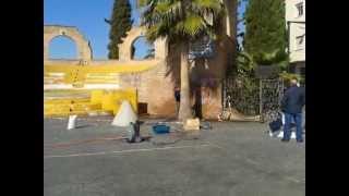 preview picture of video 'Hidrolimpiadora Karcher en Pinos Puente'