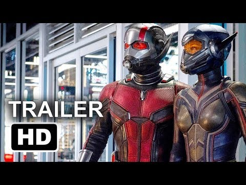 Movie Title Ant Man 2   Ant Man and the Wasp