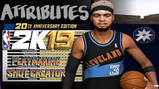 NBA 2k19 sf playmaking shot creator build - 免费在线视频最佳