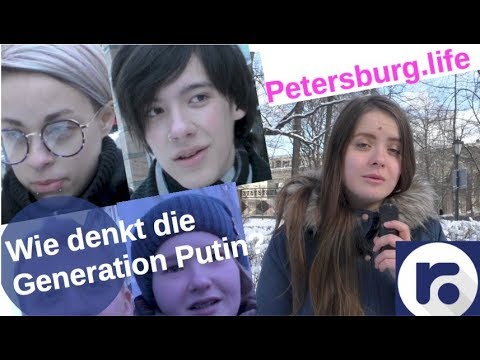 Kampf um die Generation Putin [Video]