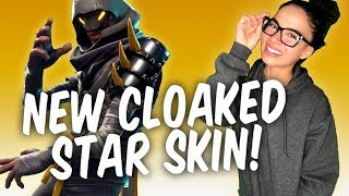 🔵 *New Cloaked Star Skin!* // Fortnite Battle Royale PC Gameplay with Gala! | Kholo.pk