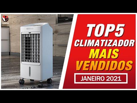 TOP 5 CLIMATIZADORES De Ar Mais Vendidos, JAN 2021