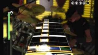 Rock Band AC/DC Track Pack  - Fire Your Guns (Live) - Expert Drums 5* Gold