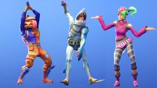 Fortnite All Dances Season 1-5 Updated to Boogie Down