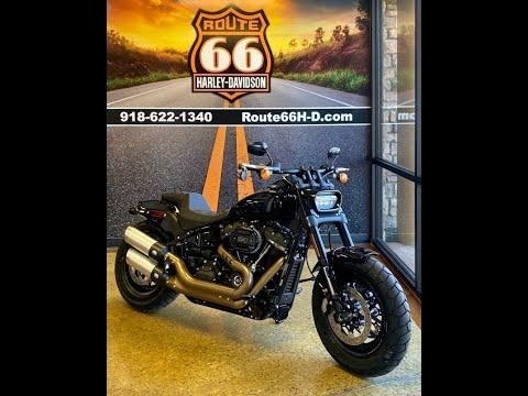 2020 Harley-Davidson® Fat Bob® 114
