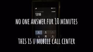 U Mobile Bad Service