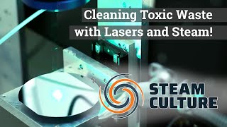 Cleaning TOXIC Spills with Lasers! - Steam Culture