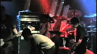 """Downset """"Buring Fight"""" (Inside Out cover) 1.23.1996 St. Louis"""