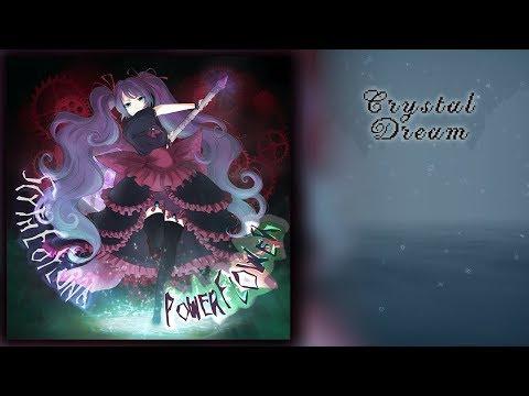 Scythe of Luna - Crystal Dream 〖VOCALOID | METAL | ORIGINAL | LYRIC VIDEO〗