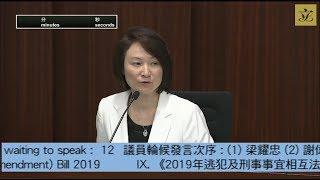 內務委員會會議 (第二部分)(2019/05/24)