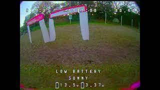 Racing FPV drones at Georgia Tech [S P E E D]