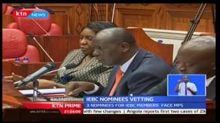 IEBC nominees vetting enters day two