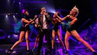 The X Factor 2009 - Joe McElderry: Could it Be Magic - Live Show 8 (itv.com/xfactor)