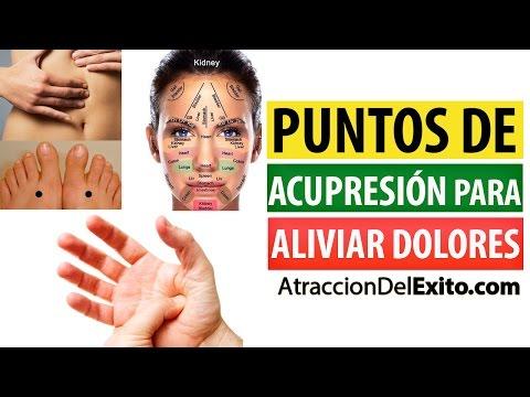 10 Puntos de Acupresión para Aliviar Dolores y Otros Problemas