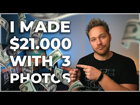 My 3 BEST SELLING Photos on ISTOCK | Stock Photography Earnings