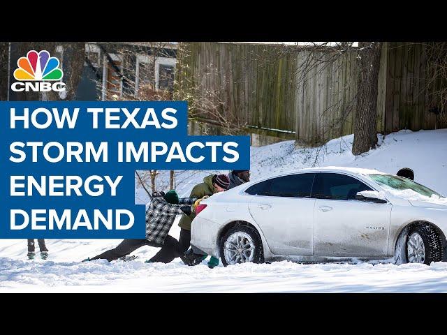Из-за невиданных холодов цены наэлектричество в Техасе взлетели на10000%