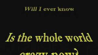 Art of Dying - Whole World´s Crazy (lyrics on screen)