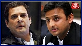 India 360 UP Elections 2017 Samajwadi Party Congress Likely To Announce Grand Alliance