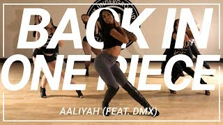 Aaliyah | Back In One Piece (feat. DMX) | Choreography by Jonna Abrams