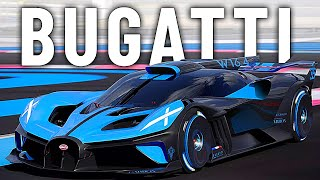 Bugatti Reveals The 'Bolide': The New Most Expensive Car In The World