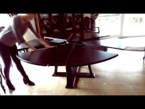 emberi keresztezett asztal)