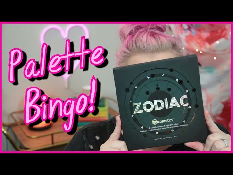 Zodiac Love Signs - 25 Color Eyeshadow & Highlighter Palette by BH Cosmetics #7