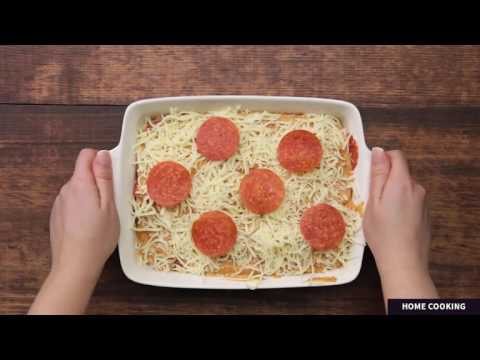 How to make pizza scalloped potatoes potato ideas for dinner baked potato pizza | home cooking