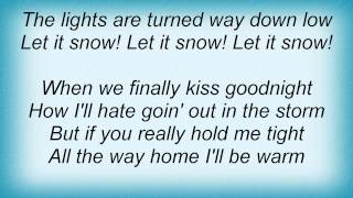 Jo Dee Messina - Let It Snow! Let It Snow! Let It Snow! Lyrics